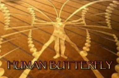 This art video of Human Butterfly attempts to illustrate a parallel between the metamorphosis of the butterfly and the evolution of human consciousness.